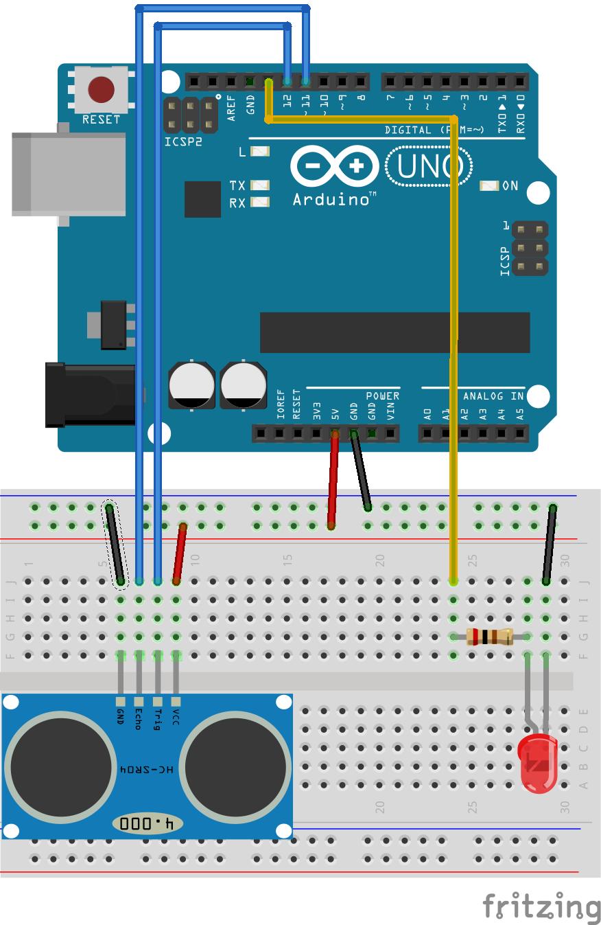 Arduino marco s corner