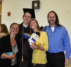Bryan's HS Graduation 2016